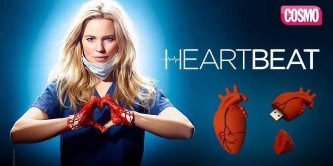 Sorteo de un corazón USB Heartbeat