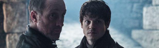 Game of Thrones 6x02 Ramsay mata a su padre