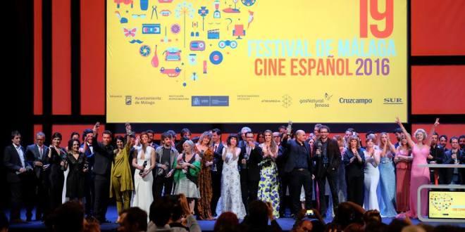 Clausurado el 19 Festival de Málaga