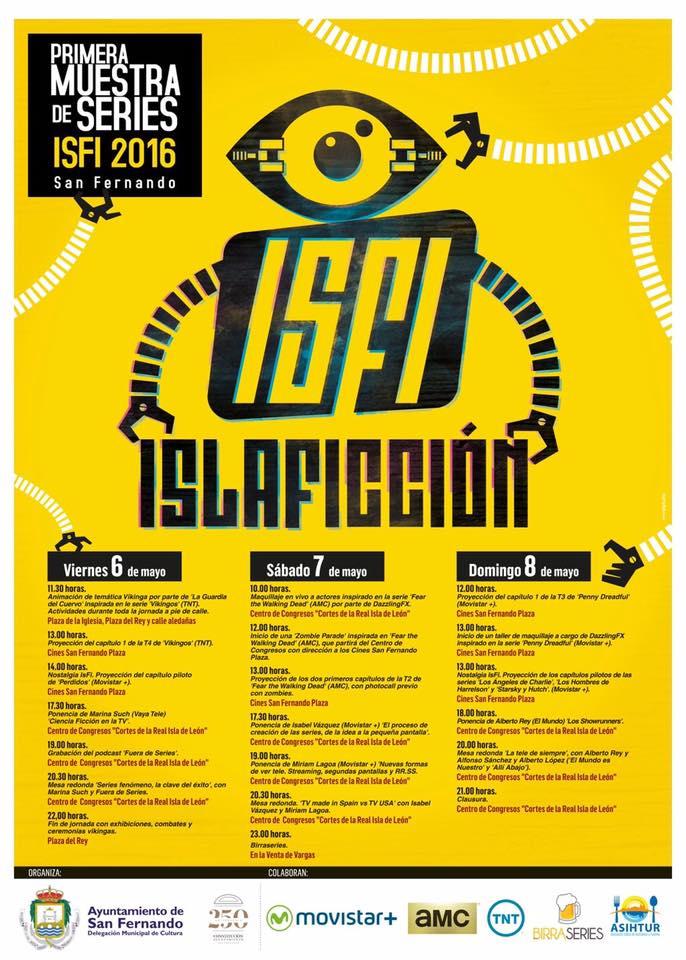 Programación ISFI 2016