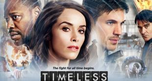 Upfronts 2016 NBC: Timeless