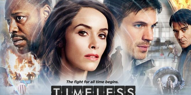 Upfronts 2016 NBC: Timeless