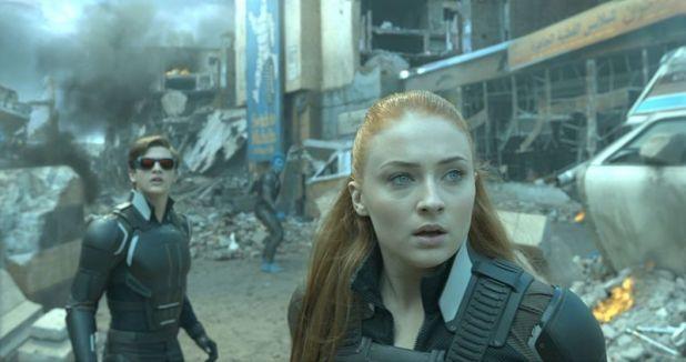 X-Men Apocalypse - Phoenix y Cyclops