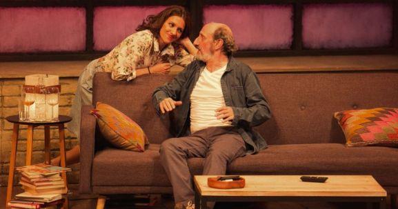 José Luis Gil y Ana Ruíz en Si la cosa funciona