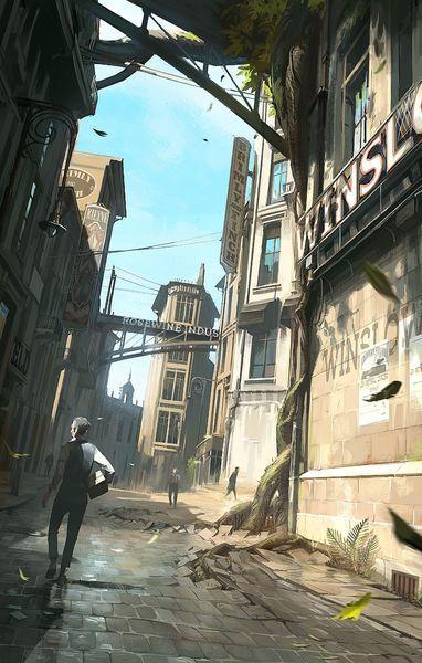 Las calles de Karnaca nos esperan