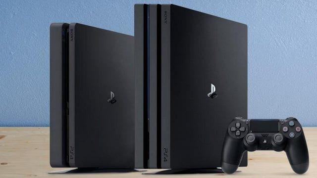 PlayStation 4 Slim VS PlayStation 4 Pro
