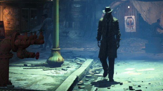 Los synths de Fallout 4 tienen diferentes niveles de sofisticación, y pueden llegar a suplantar humanos.