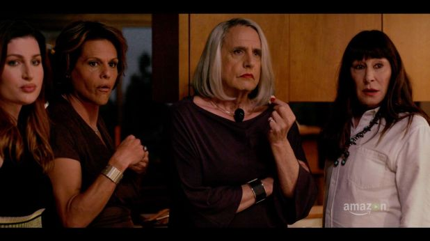 Estreno de la tercera temporada de 'Transparent' (3T)