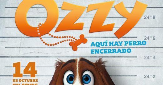 Ozzy en #PelisyTuits con Alberto Rodríguez y Nacho La Casa