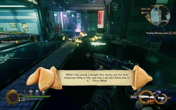 El apartado gráfico y la optimización del juego es sobresaliente.