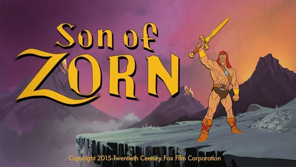 Son of Zorn, Series USA, Fox