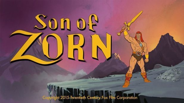 Son of Zorn, Series USA, Fox