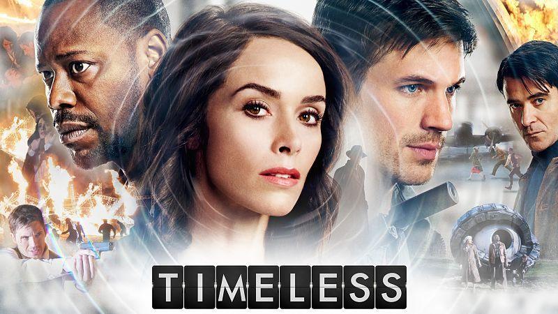 Serie 'Timeless' de NBC
