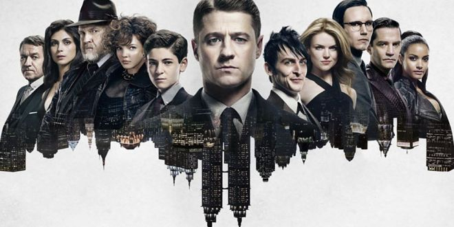Paramount Channel estrena en abierto 'Gotham'