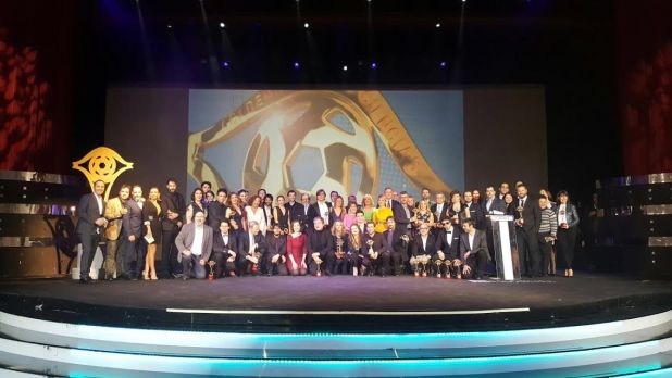 Premios Iris 2016