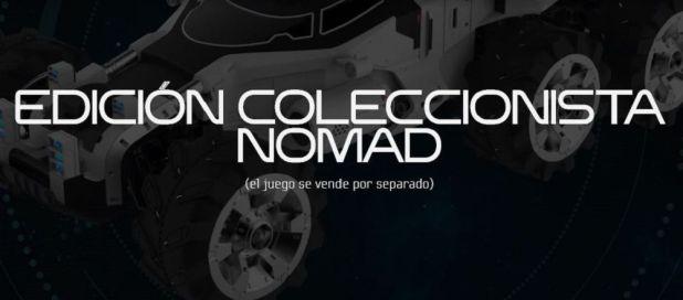 Edicion coleccionista Mass Effect Andromeda