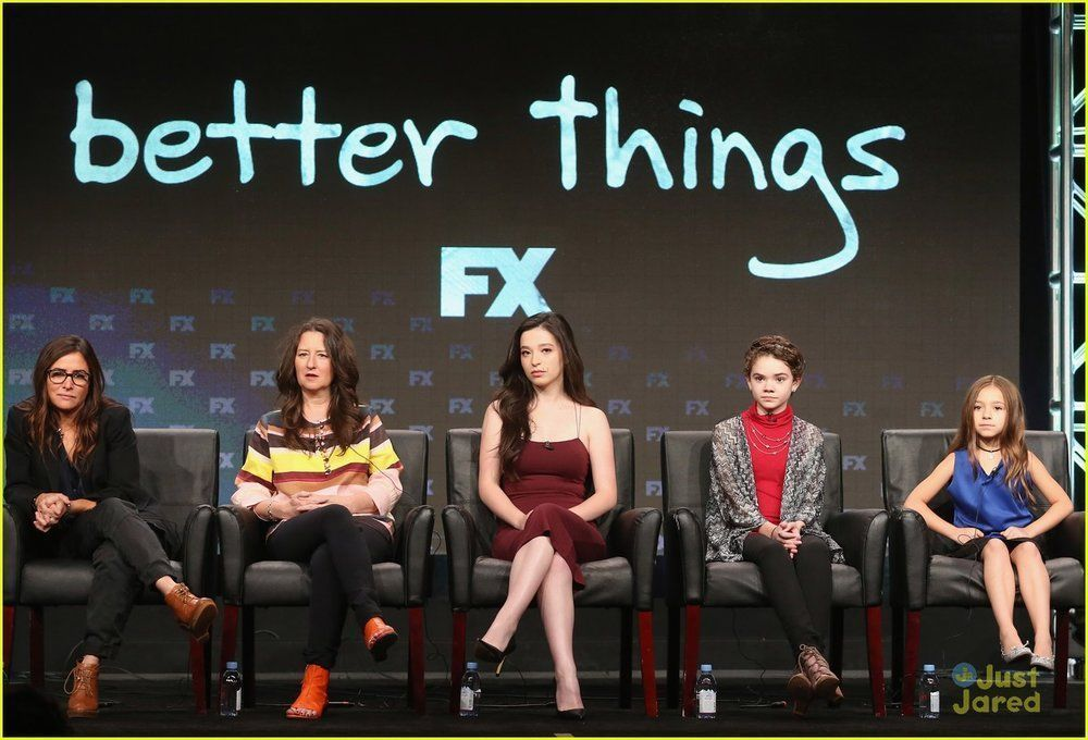Better Things, FX