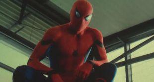 Tráiler final de 'Spiderman Homecoming'
