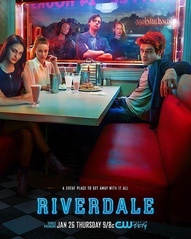 El estreno de 'Riverdale'