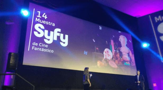 Presentación de la XIV Muestra Syfy de Cine Fantástico