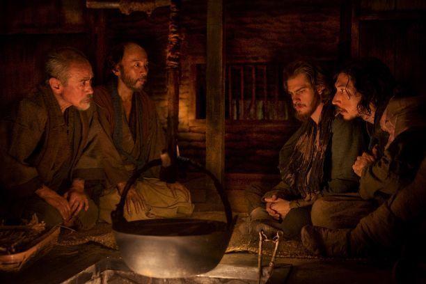 Andrew Garfield y Adam Driver en 'Silencio'