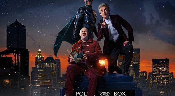 ' Doctor Who ': Especial de Navidad