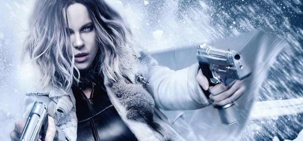 Kate Beckinsale es Selene en Underworld: Guerras de sangre