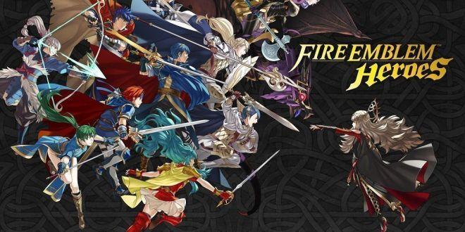 Fire Emblem Heroes ElrinconTV