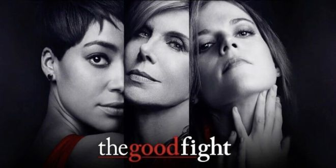 The Good Fight, CBS