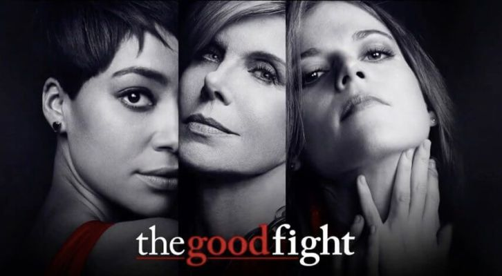 ' The Good Fight ' (CBS), dispuestas a dar pelea.