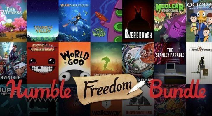 Humble Freedom Bundle: grandes juegos contra Trump