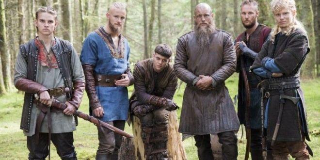 La quinta temporada de 'Vikings'