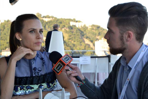 entrevista aura garrido