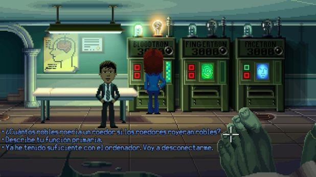 Thimbleweed Park Elrincon Roedor