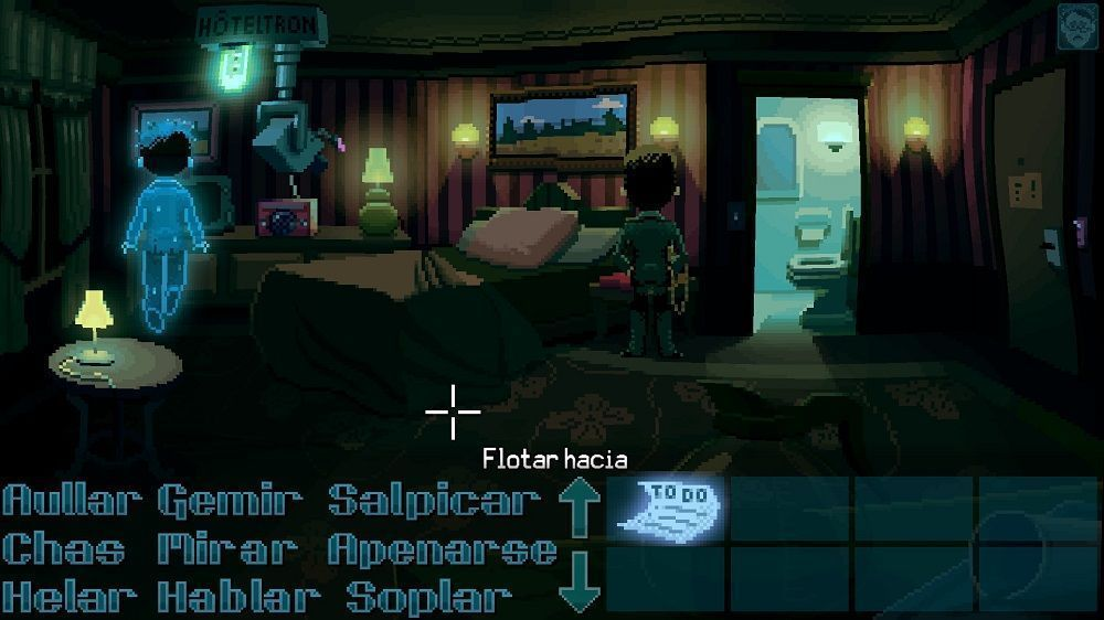 Thimbleweed Park Elrincon Franklin