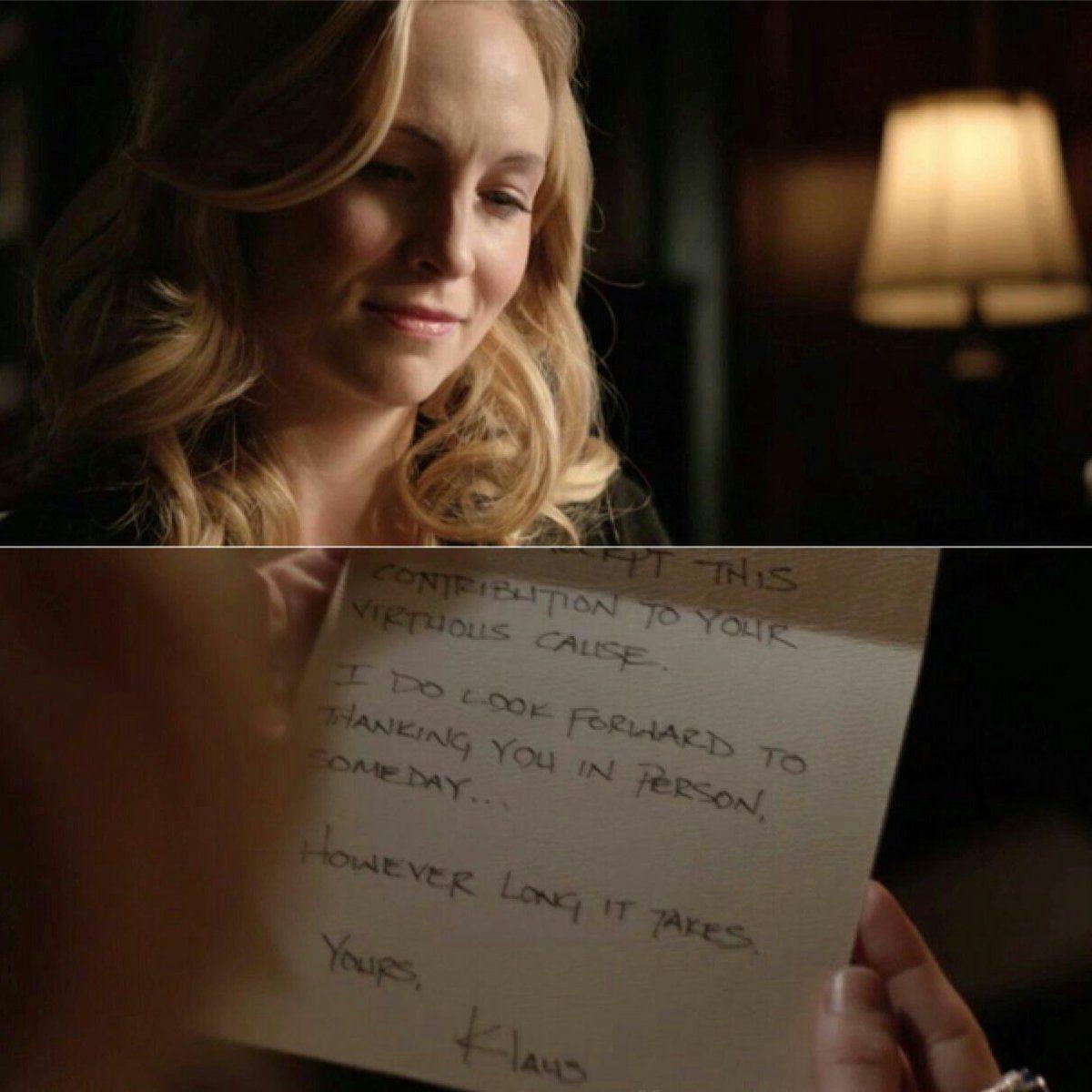 Caroline a 'The Originals'