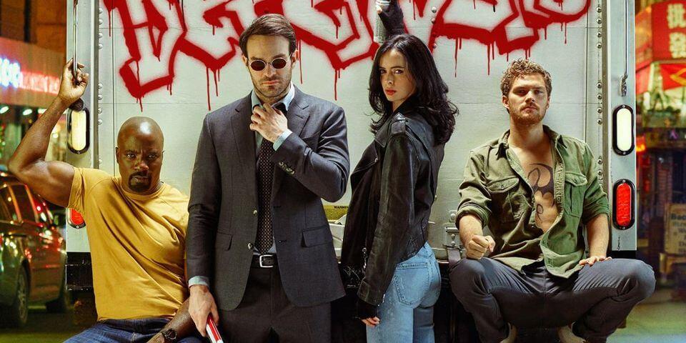 Tráiler de 'The Defenders' (Netflix)