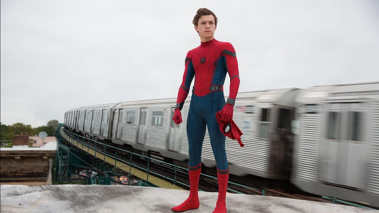Tom Holland y Zendaya presentan en Madrid 'Spiderman Homecoming' por todo lo alto
