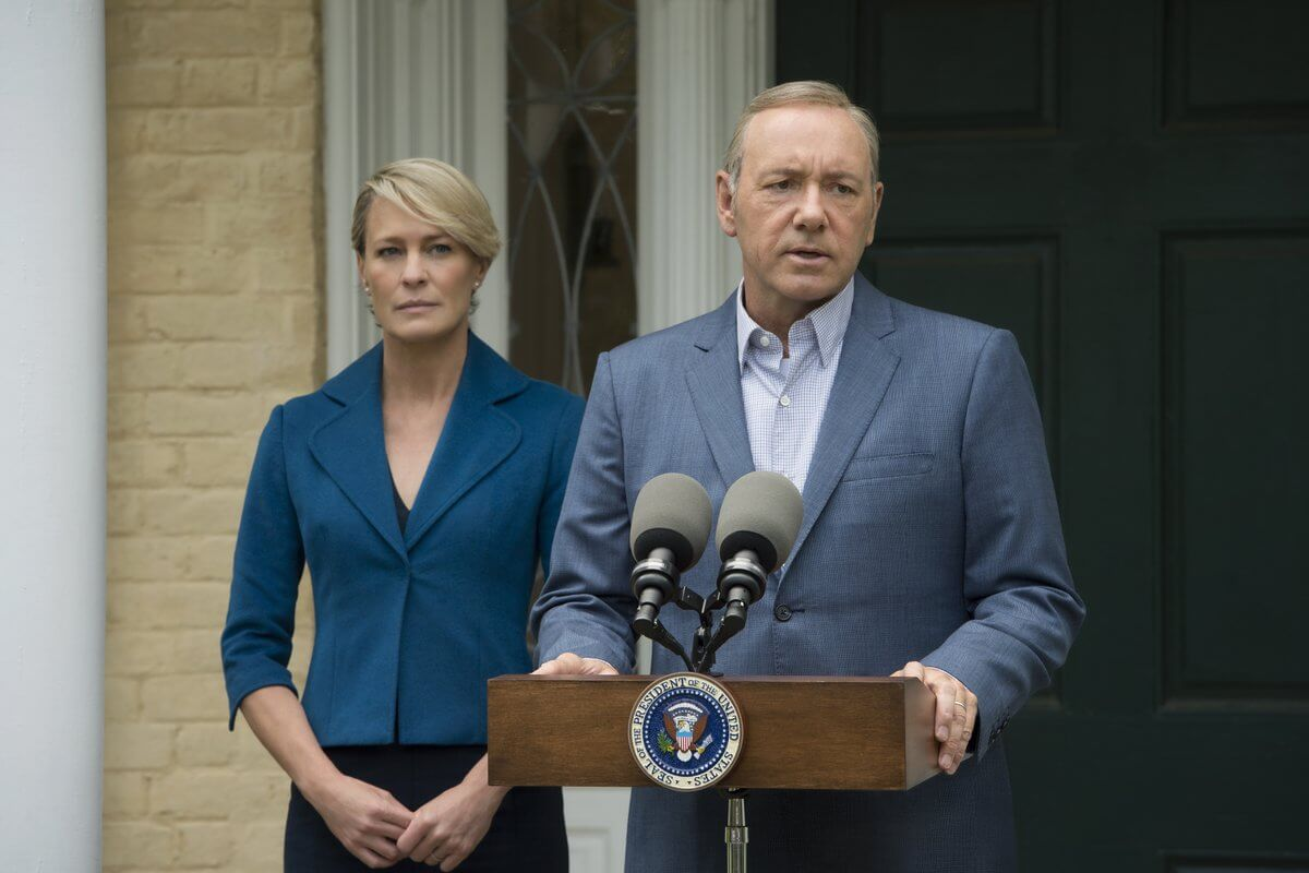 Quinta temporada de 'House of Cards'