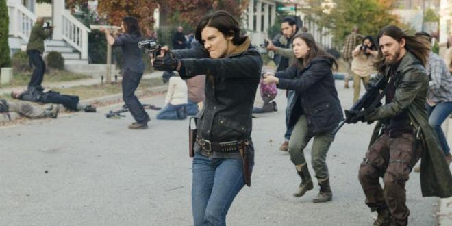 'The Walking Dead' llega a los 100 episodios