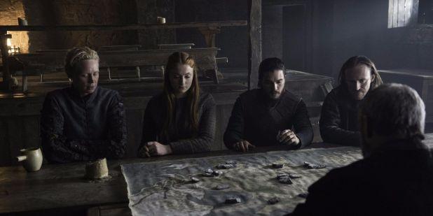 Sansa Stark no es menos que Denerys o Arya