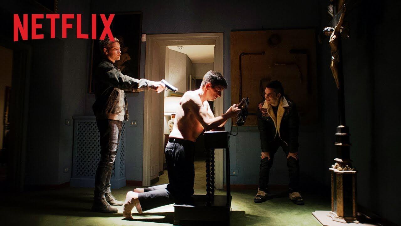 Crítica de Suburra (Netflix): los criminales se hacen millenials