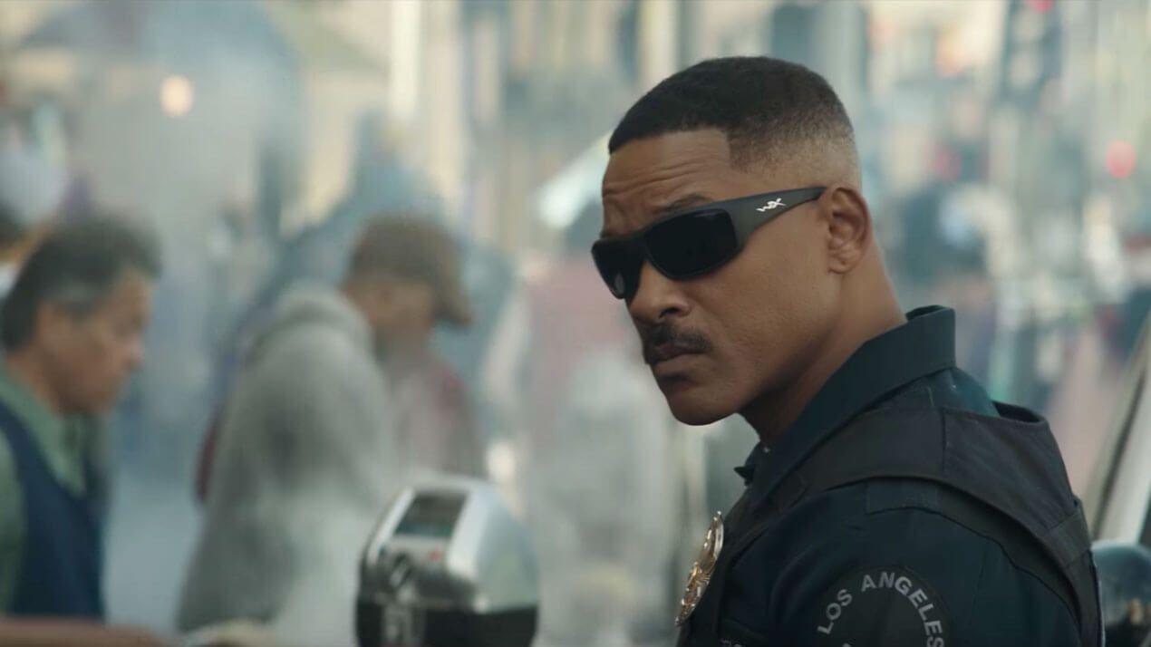 Se estrena el tráiler de 'Bright', película de Netflix con Will Smith