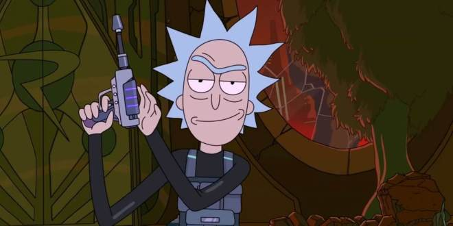 TNT en Spoiler Fest 2017: 'Inteligencia Colectiva', The Big Bang Theory' y 'Rick y Morty'