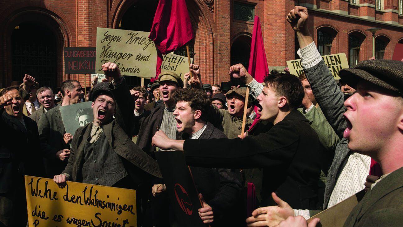La ambiciosa serie alemana 'Babylon Berlin' ya puede verse en España