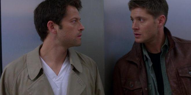 Dean y Castiel