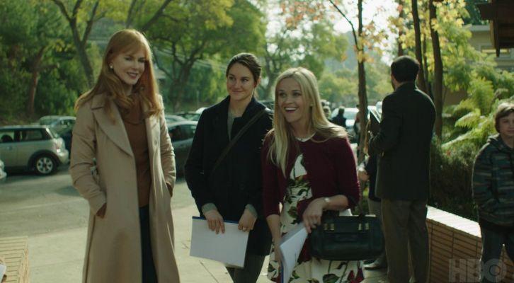 #noticiasUSA: 'Big Little Lies' renovada para una segunda temporada, el primer esbozo del final de 'Sense8' y Danneel Harris-Ackles en 'Supernatural'