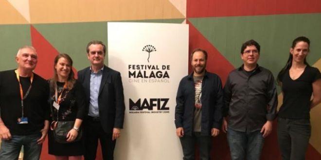 El Festival de Málaga presenta en Berlín los proyectos para el MAFF y Málaga Work in Progress