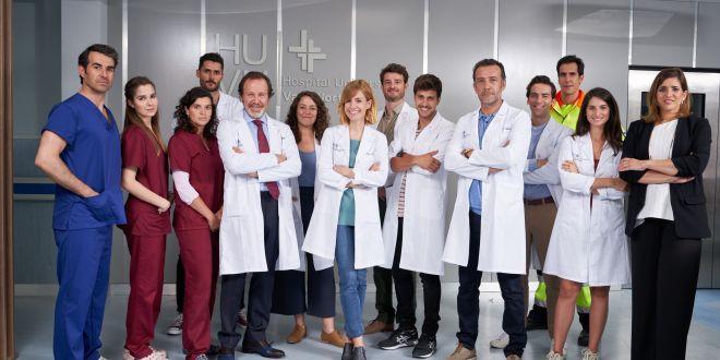 Arranca el rodaje de la serie 'Hospital Valle Norte'