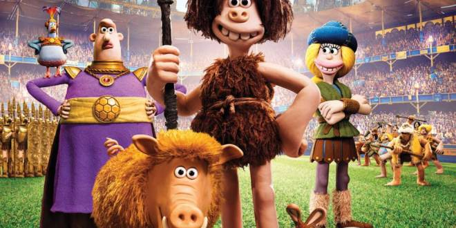 (CONCURSO) 1 DVD y 1 Blu-Ray de 'Cavernícola' (Early Man)
